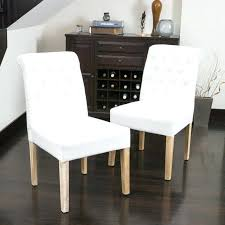 Dining Chairs Design Ideas White Tufted Dining Chairs Chair Design Ideas White Fabric Dining