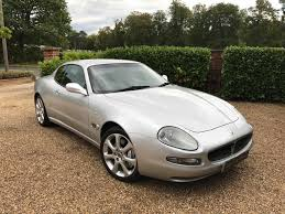 maserati gransport manual used 2004 maserati 4200 4 2 cambiocorsa coupe 2d 4244cc auto for