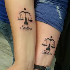 50 matching sister tattoos designs and ideas 2018 page 2 of 5