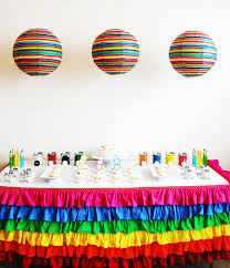 rainbow inspiration 20 colorful ideas for birthday