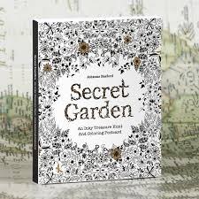 secret garden colouring book postcards 30 sheets coloring postcard tintage postcards for diy