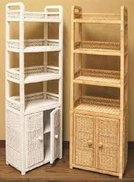 Bathroom Wicker Furniture Wicker Bathroom Cabinets White Wicker Bathroom Furniture Gilriviere