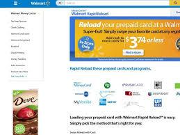 reload prepaid card online wal mart integrates visa readylink into prepaid card program