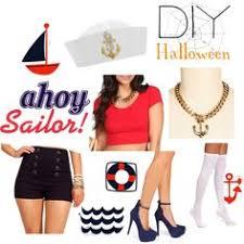 diy sailor costume