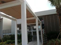 Awnings Fort Lauderdale Awnings Permanent Awnings Canopy Shades Fort Lauderdale