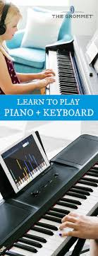 keyboard that lights up to teach you how to play app connected smart piano pianos digital sheet music and sheet music