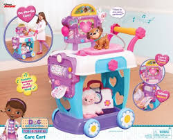 doc mcstuffins toy hospital care cart play toys kids