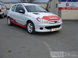 peugeot build and price peugeot 206 rally cars for sale