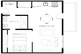 U Condo Floor Plan by Live Fourth U0026