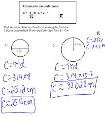 Area Formula by Area And Circumference Of Circles Ppt Video Online Download