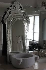tri fold bathroom wall mirror