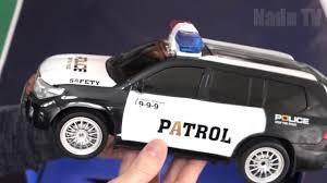 police car toy toy car videos kids police car children car videos kids learning