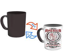 Coffee Mug Design Color Changing Mug Etsy