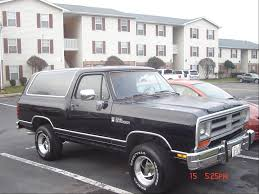 Dodge Ram 89 - dodge ramcharger price modifications pictures moibibiki