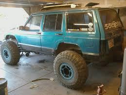 badass blue jeep not bad cherokee pics post page 7 pirate4x4 com