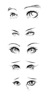 eye design tutorial by ryky on deviantart