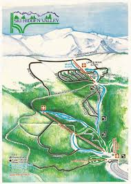 Estes Park Colorado Map by Ski Estes Park Hidden Valley Skimap Org