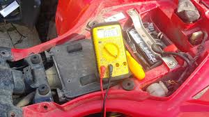 2009 suzuki ltz 400 battery not charging help update fixed