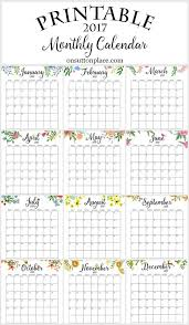 free printables archives elegance enchantment 50 2017 free printable calendars lolly