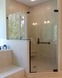 neo angle shower door king shower door installations