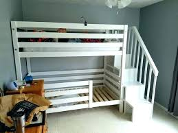 Bunk Bed Storage Stairs Bunk Bed With Storage Steps Deluxe Bunk Bed With Storage Bunk Bed