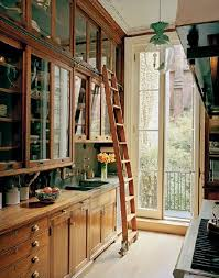 Antique Kitchen Cabinets Decorating Your Modern Home Design With Unique Vintage Kitchen