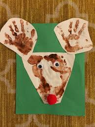holiday handprint u0026 footprint crafts the chirping moms