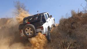 jeep wrangler india jeep wrangler india vs thar fortuner v cross we push the jeep to