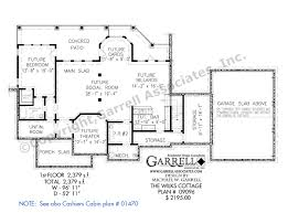 wilks cottage house plan house plans by garrell associates inc