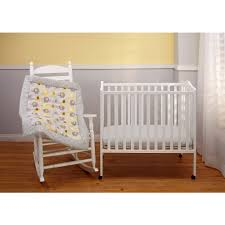 Baby Crib Bumpers Bedroom Cozy And Comfortable Porta Crib Bedding With Beautiful