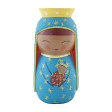 Catholic Easter Home Decorations by Our Lady Of Czestochowa Shining Light Doll The Catholic Company