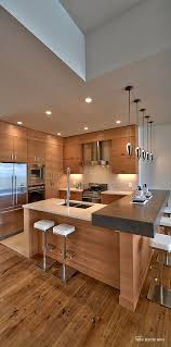 best 20 modern l shaped kitchens ideas on pinterest i shaped l shaped seating around kitchen sink on lower counter range facing main higher
