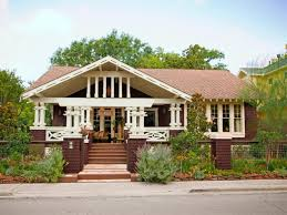 Arts And Crafts Style Home by New England Cape Cod Vs Atlanta Bungalow Hgtv U0027s Decorating