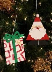 foam gift card ornaments favecrafts