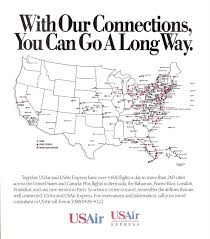 Psa Airlines Route Map by Airline Timetables Usair January 1992