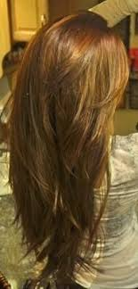 layered crown haircut best 25 v shaped layers ideas on pinterest v shaped layered