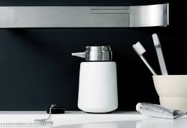 soap dispenser by vipp stylepark