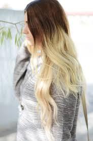 All About Hair Extensions by Bellami Hair Urban Ombré A Fashion Blog