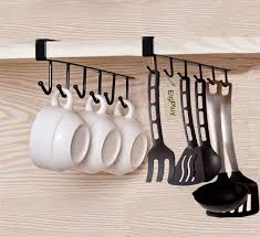 where to put glasses in kitchen without cabinets eigpluy 2pcs mug hooks cups wine glasses storage hooks kitchen utensil ties belts and scarf hanging hook rack holder cabinet closet without