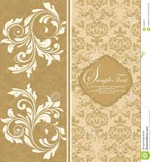 Invitation Card Free Floral Background Invitation Card Royalty Free Stock Photography
