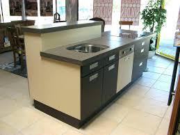 soldes evier cuisine ilot cuisine solde meuble avec evier bar placecalledgrace com