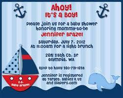 Wallpaper Nautical Theme - nautical theme baby shower invitations u2013 frenchkitten net
