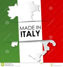 Sicilain Flag Made In Italy Flag Stock Vector Illustration Of Product 34173111