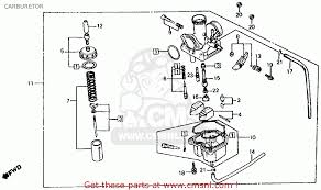 atv carb diagram honda atv carburetor adjustment u2022 sharedw org
