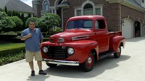 Vintage Ford F100 Truck Parts - 1950 ford f1 pickup classic muscle car for sale in mi vanguard