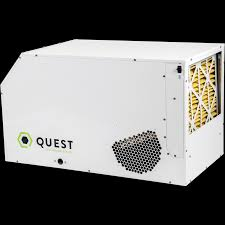 quest dual 205 overhead dehumidifier sylvane