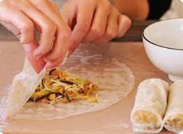 cuisine chinoise nems nems au porc et aux crevettes la recette maison sans gluten