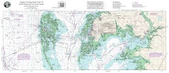 Chesapeake Bay Map Vachart 10 Chesapeake Bay Smith Island And Pocomoke Sound Preview
