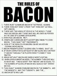 Bacon Memes - bacon memes bacon rules facebook