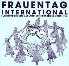 heute ist internationaler frauentag bild internationaler frauentag mannheim de